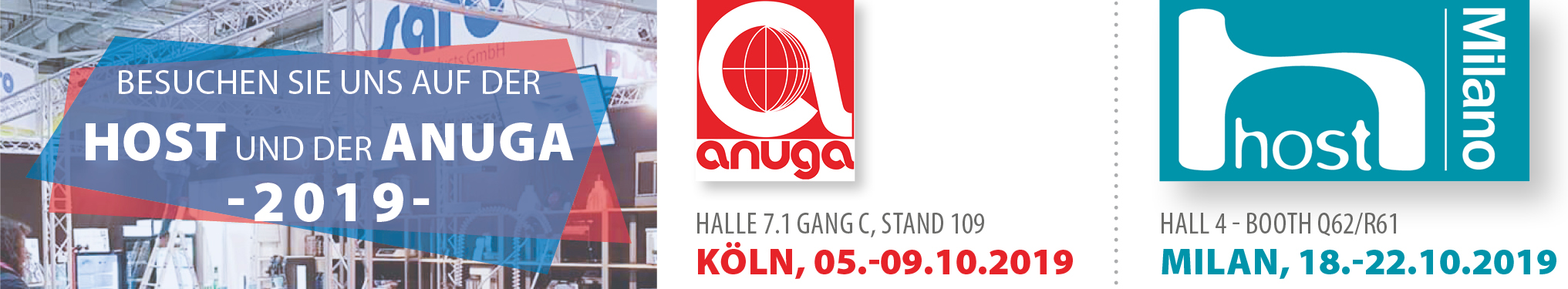 Host & Anuga