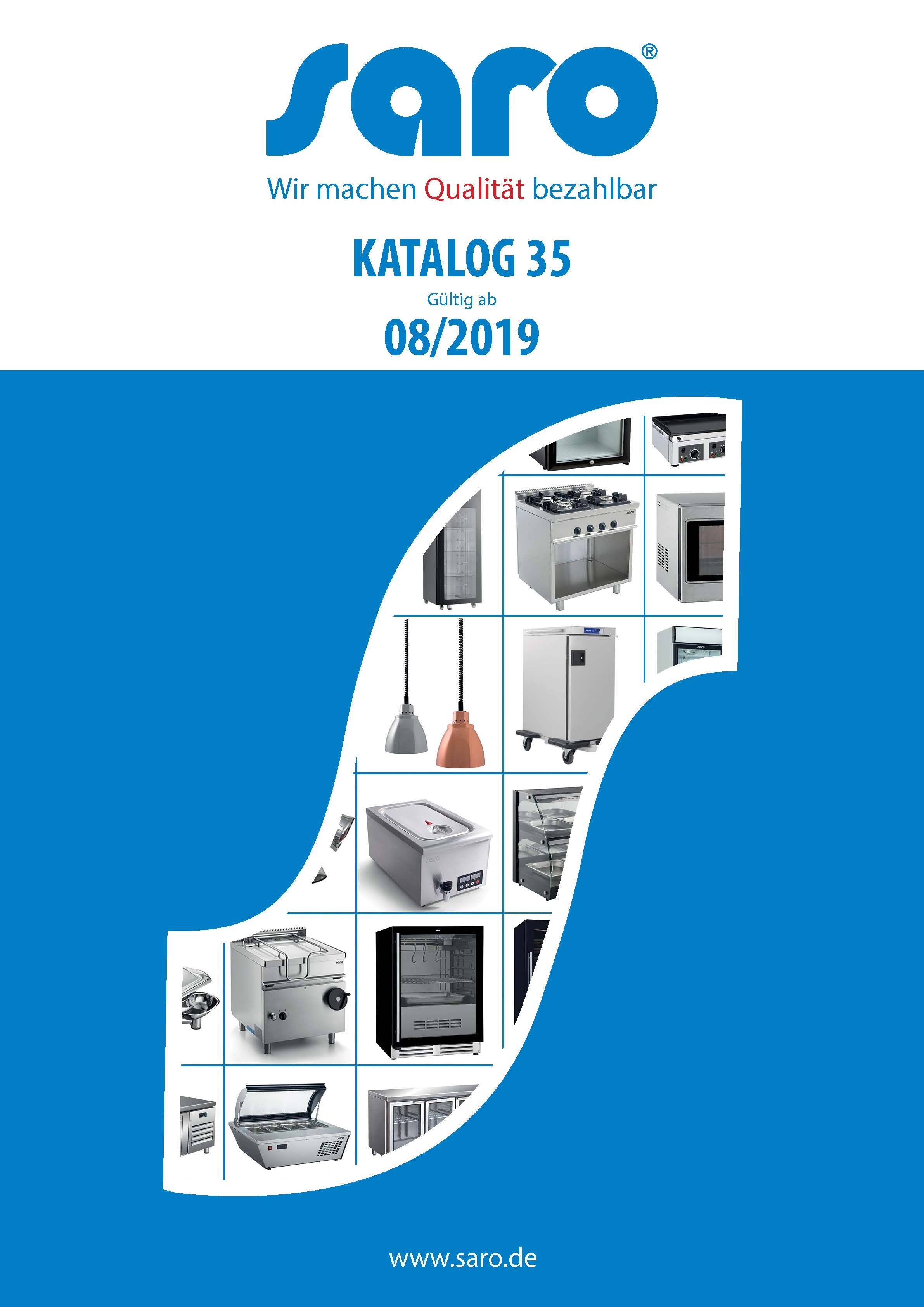 Saro catalogue nr. 35