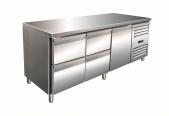 Kühltisch Modell KYLJA 3140 TN