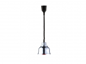 Buffet-Lampe in Chrom Modell CLYDE