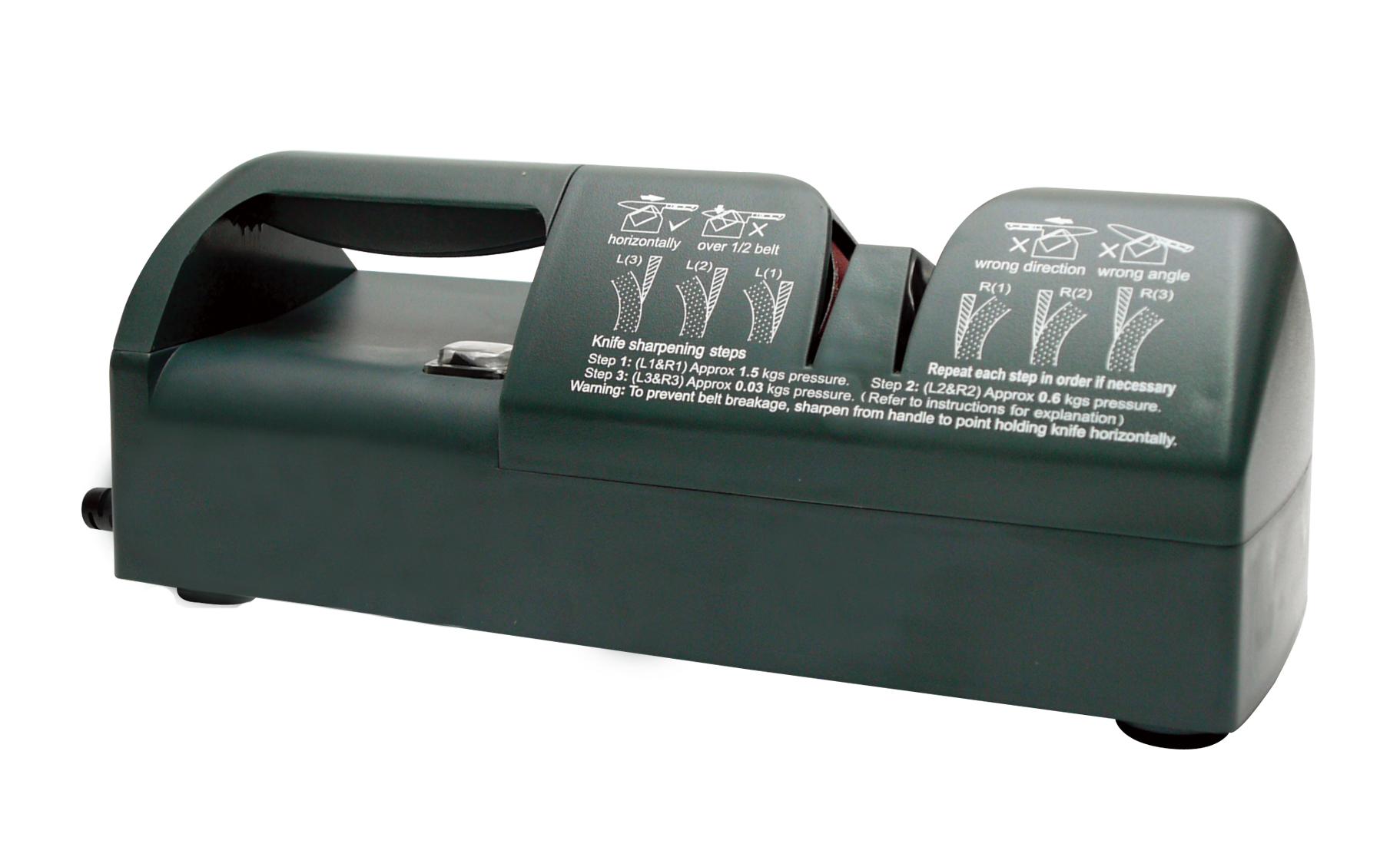 elektrischer messersch rfer modell ke 280 saro. Black Bedroom Furniture Sets. Home Design Ideas