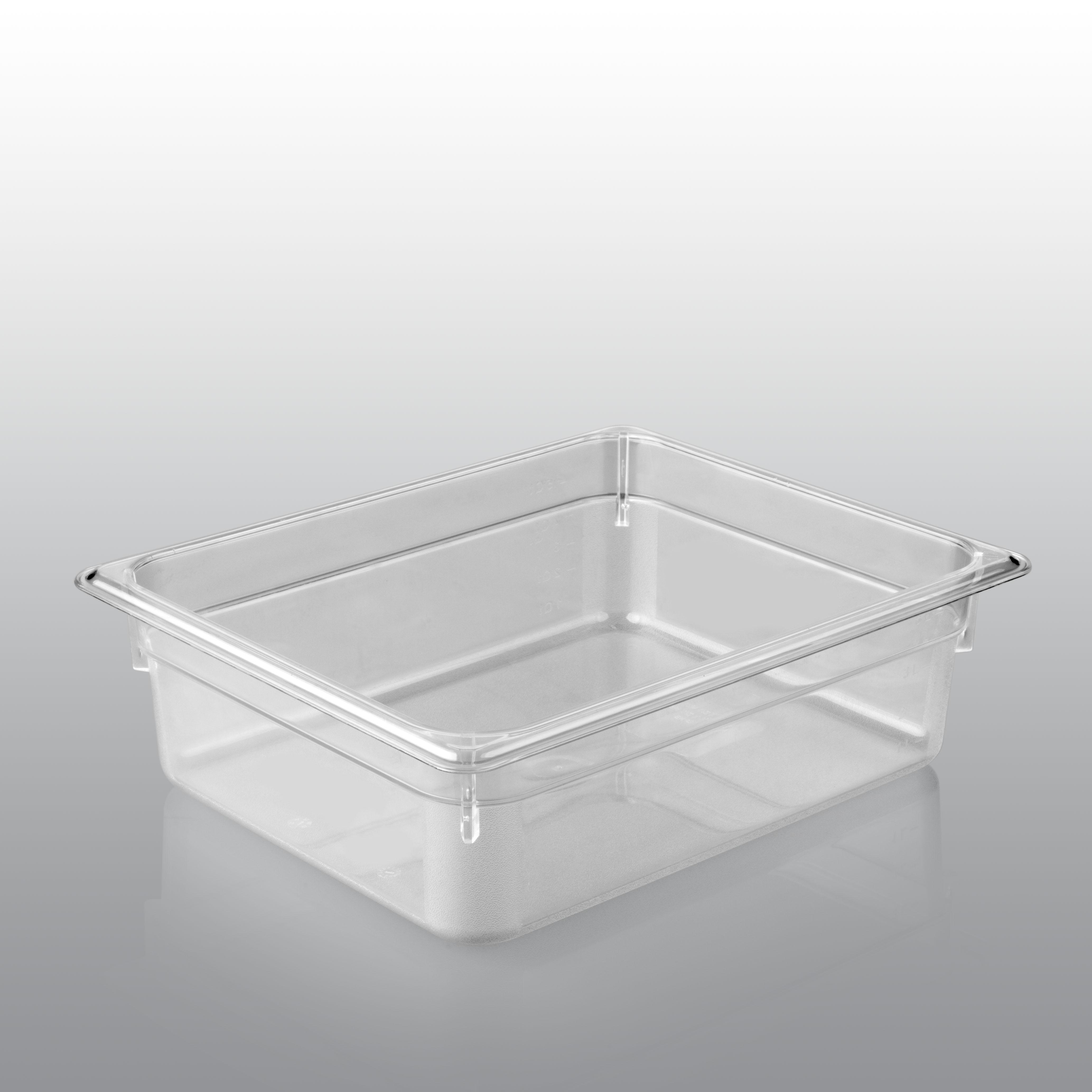 gn beh lter polycarbonat 1 2 gn 200 mm tief saro. Black Bedroom Furniture Sets. Home Design Ideas