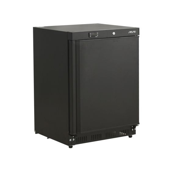 Lagertiefkühlschrank - schwarz Modell HT 200 B