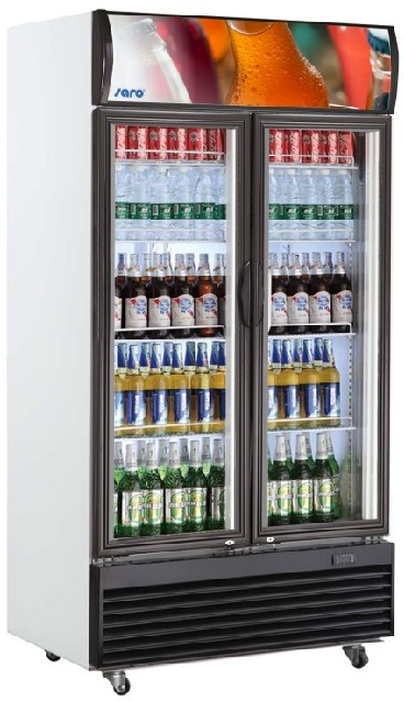 Kühlschrank mit Umluftventilator Modell GTK 800 | Saro