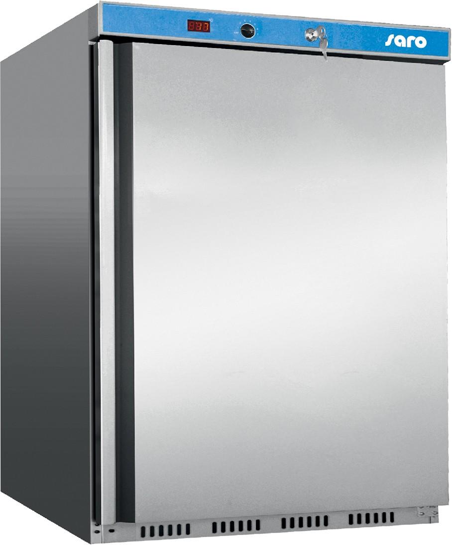 Kühlschrank mit Umluftventilator HK 200 s/s | Saro