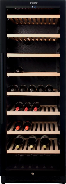 446-1000 Weinkühlschrank mit Umluftventilator Modell WK 162