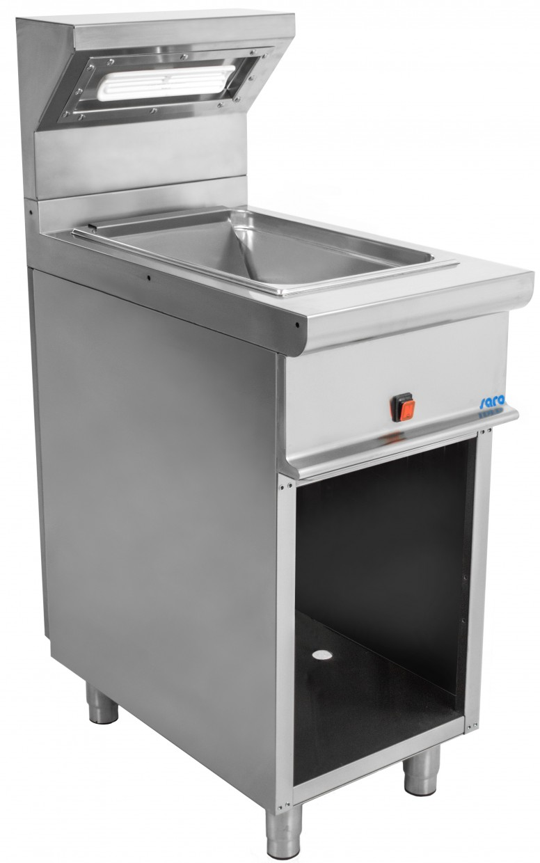 Pommeswärmer Standgerät Modell E7/SPE40BA