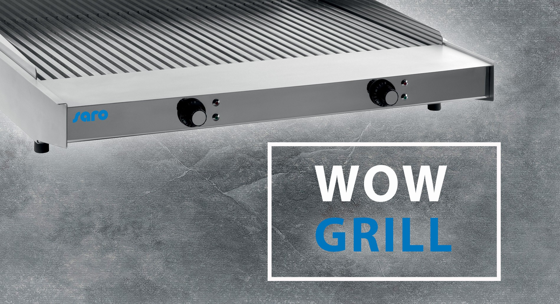 WOW GRILL - Für ein erstklassiges Grillerlebnis