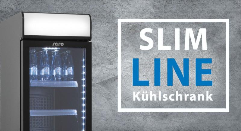 Slim Line Kühlschrank